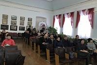 Обучающие семинары в сфере сельскохозяйственной кооперации – Карсунский район